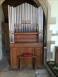 Image for Church Organ, All Saints - Covington, Cambridgeshire