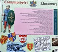 Image for Llanymddyfri : Llandovery - Carmarthenshire, Wales.