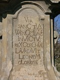 Image for 1761 - Statue of St. Wenceslaus - Libochovice, Czech Republic