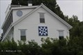 Image for Quilt Block on House along U.S. Route 1 - Lincolnville, ME