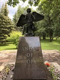 Image for Island Park Angel - Fargo, ND
