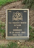 Image for 551st Parachute Infantry Battalion - Arlington, VA