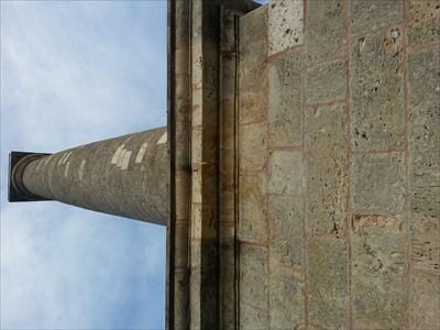 La colonne Trajane de près