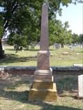 Image for John Richardson - I.O.O.F. Cemetery - Denton, TX