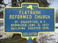 Image for Flatbush Reformed Church