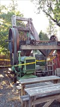 Image for Stamp Mill Engine - Gold Hill Historical Museum - Gold Hill, OR