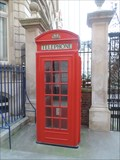 Image for Red Telephone Box - Austin Friars, London, UK