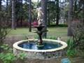 Image for Cherub and Fish Fountain, Eden Gardens State Park, FL