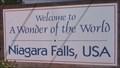 """Image for """"A Wonder of the World"""" - Niagara Falls, NY"""
