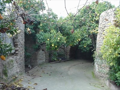 Forestiere Underground Gardens Fresno Ca U S National Register Of Historic Places On