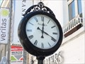 Image for Town Clock in the Demerstraat (Hasselt), Limburg / Belgium