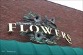 Image for In the Company of Flowers Sign - Keene, NH