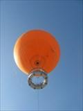 Image for Great Park Ballon Gets Jack-O-Lantern Grin - Irvine, CA