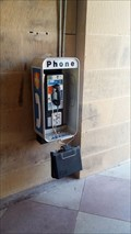 Image for Memorial Court Payphone - Stanford University - Palo Alto, CA