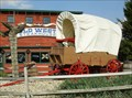 Image for Donley's Wild West Town Covered Wagon - Union, IL