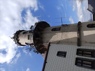Milesovka - Look-Out Tower