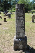 Image for Mack W. Cumbie - Black Jack Cemetery - Henderson County, TX