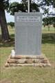 Image for Dilbeck Cemetery Veterans Memorial - Peaster, TX