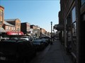 Image for Main Street Commercial Historic District - Platteville, WI