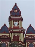 Image for Caldwell County Courthouse Clock - Lockhart, TX