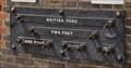 "Image for ""Trafalgar Standards"" -- Shepherd's Gate, Royal Observatory, Greenwich, London, UK"