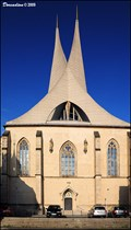 Image for Kostel Panny Marie na Slovanech / Church of Virgin Mary at Slovany (New Town of Prague)