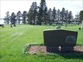 Image for St. Ann's Cemetery, Lake County, South Dakota