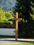 Image for Churchyard Cross Pfarrkirche HL. Margarethe - Oberperfuss, Tirol, Austria