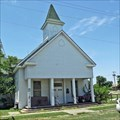 Image for (Former) First United Methodist Church - Morgan, TX