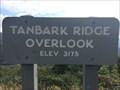 Image for Tanbark Ridge Overlook - Asheville, NC - 3175 feet