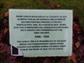 Image for Gedenkbaum auf dem Ohlsdorfer Friedhof - Hamburg, Germany