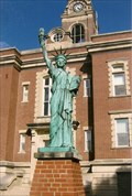 Image for Statue of Liberty - Leon, IA
