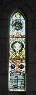 Image for St Aiden's Memorial Window  -  Claremont ,  Western Australia