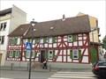 Image for Two-storey half-timbered house, Hauptstraße 36, Bad Nauheim - Hessen / Germany