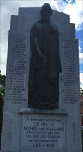 Image for Great War Cenotaph - Aylmer, ON