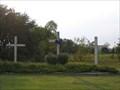 Image for Rainbow Baptist Church Crosses - Chesnee, SC