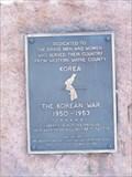 Image for Korean War Memorial - Garden City, Michigan