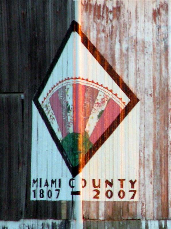 Mott Barn Quilt - Casstown, Ohio - Painted Barn Quilts on ...
