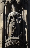 Image for Queen Victoria On Inland Revenue Building – Manchester, UK