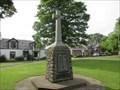 Image for Cargill War Memorial - Burrelton, Perth & Kinross.