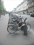 Image for Velib Bicycle Station #7006 - Paris, France