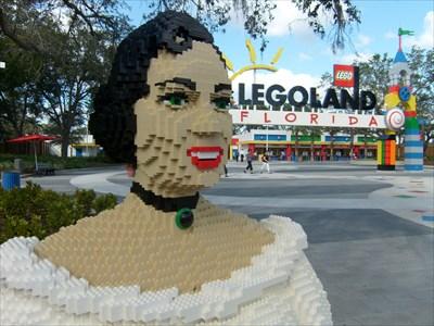 Southern Belle, Legoland, Florida, Nr Lake Wales.