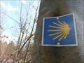 Image for Way Marker - 'Tannenwaldsträßle' Ergenzingen, BW, Germany