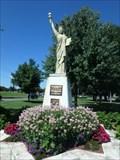 Image for Statue of Liberty Replica - Utica, NY