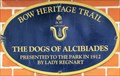 Image for Dogs of Alcibiades - Victoria Park, London, UK