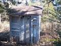 Image for Outhouses at former Carr Lane One-Room School, MO