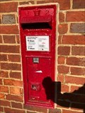 Image for Victorian Wall Post Box - Smithers Lane - East Peckham - Kent - UK