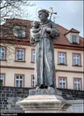 Image for St. Anthony of Padua with Infant Jesus / Sv. Antonín Paduánský s Ježíškem - Slaný (Central Bohemia)