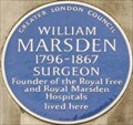 Image for William Marsden - Lincoln's Inn Fields, London, UK