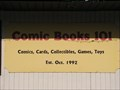 Image for Comic Books 101 - Titusville, PA